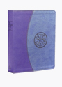 The Lutheran Study Bible - DuoTone Purple Luther's Rose
