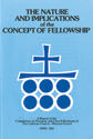 The Nature and Implication of the Concept of Fellowship - CTCR