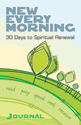 New Every Morning: Participants Journal (Pack of 10)