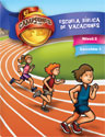 Campeones de la fe - español: Hojas del alumno Nivel 2 (Champions of Faith - Spanish: Student Worksheets Level 2) - Downloadable