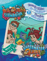 Búsqueda submarina - bilingüe: Hojas del alumno Nivel 3 (Underwater Quest - Bilingual: Student Worksheets Level 3)