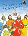 Libros Arco: Jesús envía el Espíritu Santo (Arch Books: The Coming of the Holy Spirit)