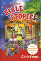 Look and Find Bible Stories: Christmas