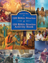 Answer Key to 120 Bible Stories Activity Book