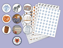 Reformation Walk-Sticker Sheets