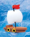 Seaside Boat Craft (Pack of 12) - VBS 2014