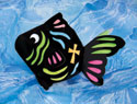 Fin-tastick Fish Craft (Pack of 12) - VBS 2014