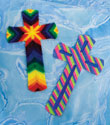 My Savior Cross Craft (Pack of 12) - Alternative VBS Craft
