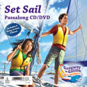 Set Sail Passalong CD/DVD - VBS 2014