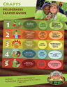 Wilderness Crafts Leader Guide - VBS 2015 - Downloadable