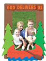 Camp Discovery Picture Frame (Pack of 12) - VBS 2015
