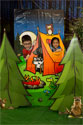 Camp Adventure Photo Op - VBS 2015