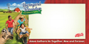 Barnyard Roundup Indoor/Outdoor Banner (8' x 4') - VBS 2016