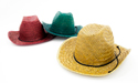 "Cowboy Hats, 24"" circ. (Pack of 12) - VBS 2016"