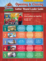 Gather 'Round Opening/Closing Guide (DVD) - VBS 2016