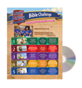 Victory Village Bible Challenge Guide (CD) - VBS 2017