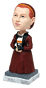 Katie Luther Bobblehead Doll