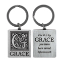 Grace Key Ring