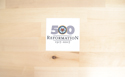 Reformation 500 Window Cling