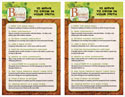 "Blessed to Be a Blessing ""10 Ways to Grow Your Faith"" Bulletin Insert (Downloadable)"
