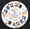 Fall 3 ViewMaster Reel Set - Growing in Christ Sunday School