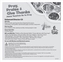 Pray, Praise and Give Thanks: Jesus Teaches Us to Pray - Enhanced Director CD-ROM