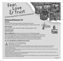 Fear, Love, and Trust: Following God's Commandments - Enhanced Director CD-ROM