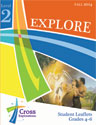Fall Explore Level 2 (Gr 4-6) Student Leaflet - Cross Explorations Sunday School