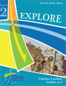 Winter Explore Level 2 (Gr 4-6) Teacher Leaflet - Cross Explorations Sunday School