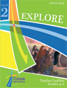 Spring Explore Level 2 (Gr 4-6) Teacher Leaflet - Cross Explorations Sunday School