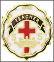 Cross and Crown Award System - Teacher Pin