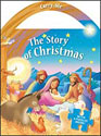 The Story of Christmas: Carry-Me Puzzle Books