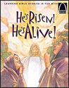 He's Risen! He's Alive - Arch Books