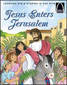 Jesus Enters Jerusalem - Arch Books
