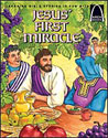Jesus' First Miracle - Arch Books
