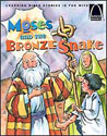 Moses and the Bronze Snake - Arch Books
