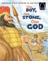 One Boy, One Stone, One God: The Story of David and Goliath - Arch Books