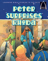 Peter Surprises Rhoda - Arch Books