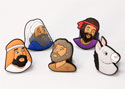 The Good Samaritan Finger Puppet Set