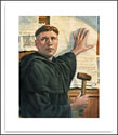 Luther Posts the 95 Theses