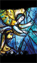 Stained Glass Series Banner: Angels