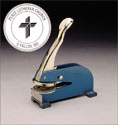 Church Seal Desk Press with LCMS Logo Cross
