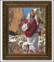 Framed Print - The Good Shepherd