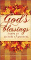 Thanksgiving Offering Envelope: God's Blessings