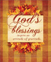 Premium Thanksgiving Bulletin: God's Blessings