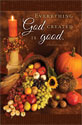 Standard Thanksgiving Bulletin: Everything God Created is Good