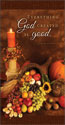 Thanksgiving Offering Envelope: Everything God Created is Good