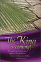 Standard Palm Sunday Bulletin: The King Is Coming