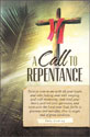 Standard Ash Wednesday Bulletin: A Call to Repentance