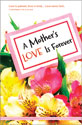 Standard Mother's Day Bulletin: A Mother's Love is Forever